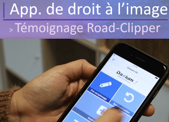 Application mobile Daxium Sign pour le droit à l'image