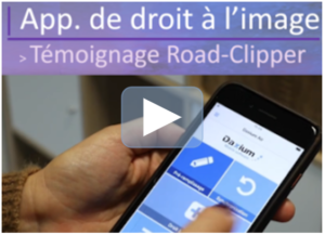 Application droit a l'image